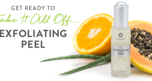 it works exfoliating peel how to use
